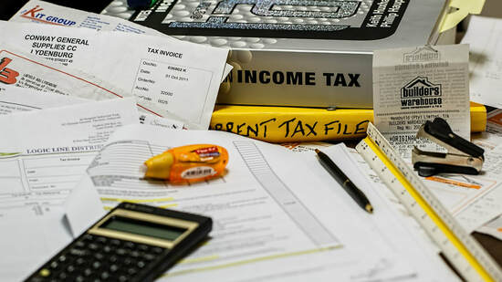Filing for income tax